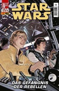 Comiccover - Star Wars #17, Rechte bei Panini Comics