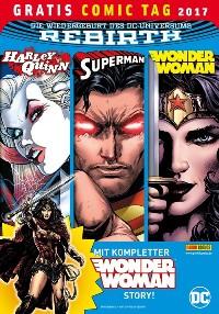 Rebirth – Die Wiedergeburt des DC-Universums, Rechte bei Panini Comics