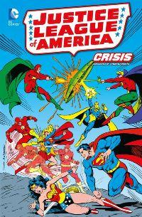 Comiccover - Justice League of America: Crisis #7, Rechte bei Panini Comics