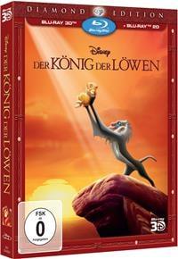Der König der Löwen - Diamond Edition, Rechte bei Disney