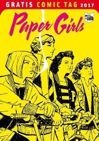 Paper Girls, Rechte bei cross cult