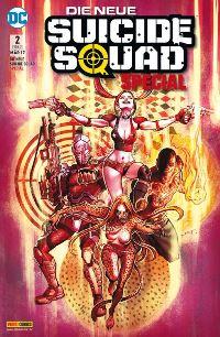 Suicide Squad Special #1 & #2, Rechte bei Panini Comics