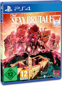 PlayStation 4 Cover - The Sexy Brutale, Rechte bei BadLand Games