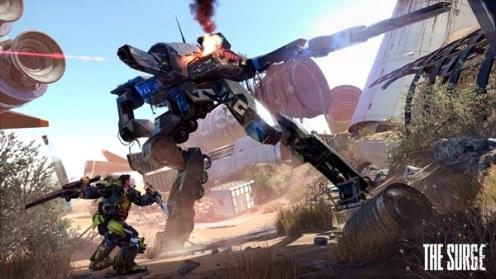 The Surge, Rechte bei Focus Home Interactive