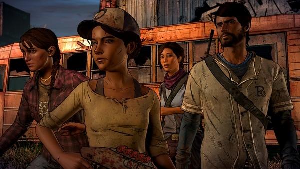 The Walking Dead 3 Bild 2