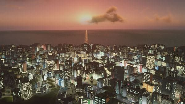 Cities Skylines Bild 2