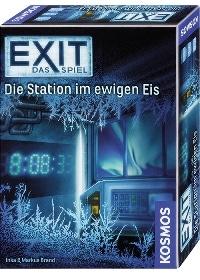 EXIT – Das Spiel: Die Station im ewigen Eis, Rechte bei Kosmos Verlag