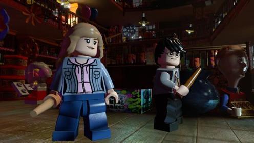 LEGO Dimensions: Harry Potter Spaß-Paket, Rechte bei Warner Bros. Interactive Entertainment