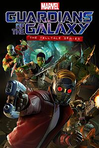 Marvel's Guardians of the Galaxy: The Telltale Series - Episode 1 - Cover