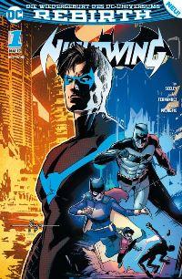 Nightwing #1: Besser als Batman, Rechte bei Panini Comics