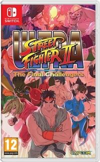 Ultra Street Fighter II – The Final Challengers, Rechte bei Capcom