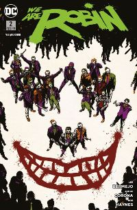 We are Robin #2: Jokers, Rechte bei Panini Comics
