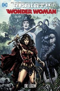 Wonder Woman #1: Die Lügen, Rechte bei Panini Comics