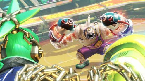 ARMS, Rechte bei Nintendo