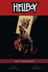 Hellboy #15: Die Todeskarte, Rechte bei cross cult