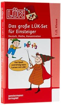 LÜK - Das große LÜK-Set für Einsteiger, Rechte bei Westermann