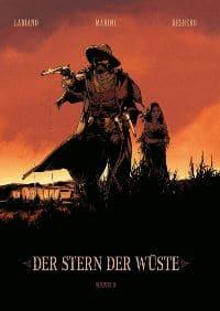 Der Stern der Wüste #3, Rechte bei Panini Comics