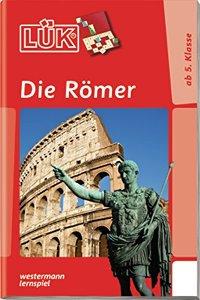 LÜK - Die Römer, Rechte bei Westermann Lernspielverlag