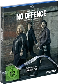 No Offence, Rechte bei Studio Canal