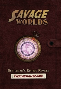 Savage Worlds Gentleman's Edition Revised, Rechte bei Prometheus Games