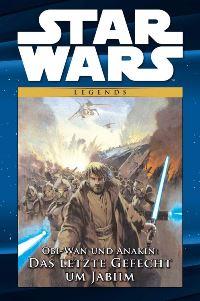 Star Wars Comic-Kollektion #8: Obi-Wan und Anakin: Das letzte Gefecht um Jabiim, Rechte bei Panini Comics