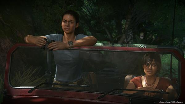 Uncharted The Lost Legacy Bild 1