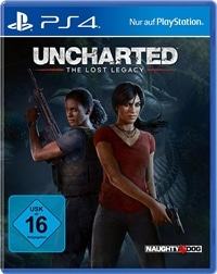 Uncharted The Lost Legacy Cover