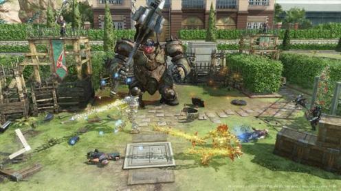 Knack 2, Rechte bei Sony Computer Entertainment