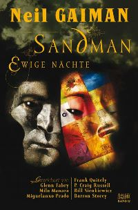 Sandman #12: Ewige Nächte, Rechte bei Panini Comics