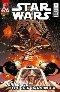 Star Wars #22: Der letzte Flug der Harbinger, Rechte bei Panini Comics
