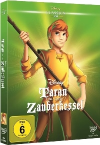 Taran und der Zauberkessel, Rechte bei Disney