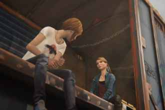 Life is Strange: Before the Storm - Im Zug