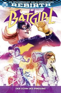 Batgirl Megaband #1: Der Sohn des Pinguins, Rechte bei Panini Comics