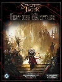 Warhammer 40.000: Schattenjäger - Blut der Märtyrer, Rechte bei Ulisses Spiele