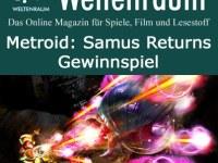Gewinnspiel Metroid Samus Returns