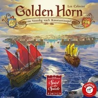 Golden Horn - Cover