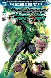 Hal Jordan und das Green Lanterns Corps #1: Sinestros Gesetz, Rechte bei Panini Comics