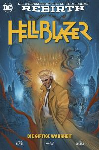 Hellblazer #1: Die giftige Wahrheit, Rechte bei Panini Comics