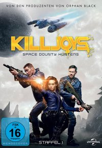 Killjoys - Staffel 1 - Cover