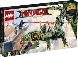 Lego Mech-Drache des Grünen Ninja - Cover