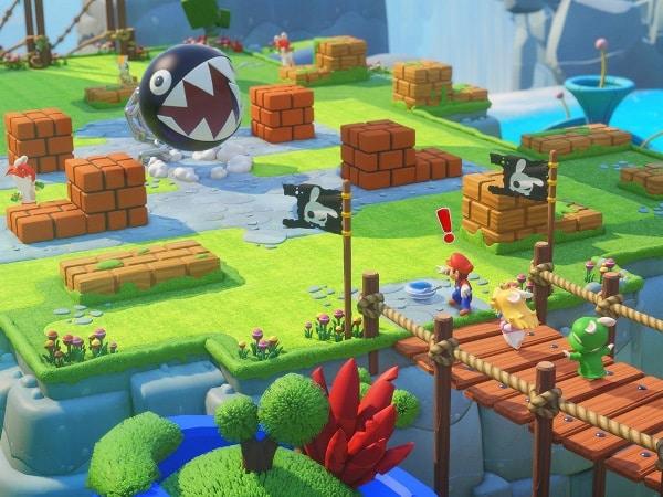 Mario And Rabbids Kingdom Battle – Der Kampf beginnt