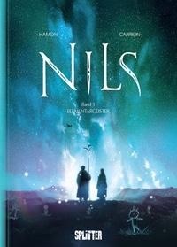 Nils #1: Elementargeister, Rechte bei Splitter Verlag
