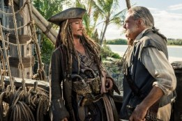 Pirates of the Caribbean: Salazars Rache - Sparrow und Gibbs