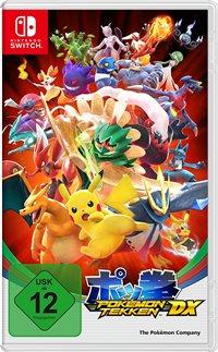 Pokemon Tekken DX - Cover