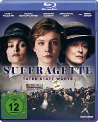 Suffragette - Cover