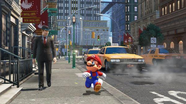 Super Mario Odyssey Bild 2
