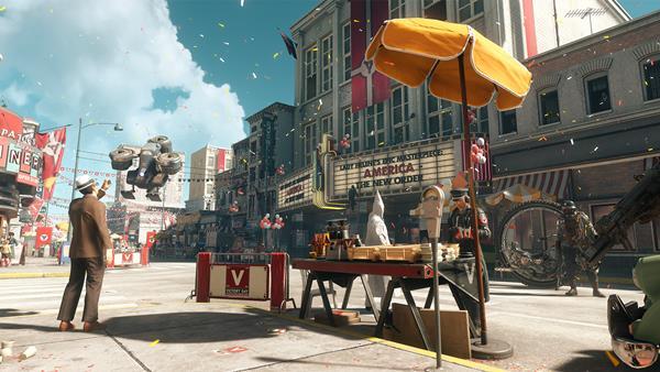Wolfenstein 2 Bild 2