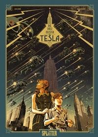 Die drei Geister von Tesla Band #1: Das štokavische Geheimnis, Rechte bei Splitter