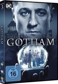 Gotham - Die komplette dritte Staffel, Rechte bei Warner Bros.