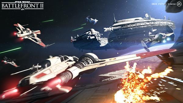 Star Wars Battlefront II Bild 3